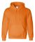 12500 Gildan 9.3 oz. Ultra Blend® 50/50 Hood TENNESSEE ORANGE
