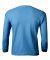 2400B  Gildan Youth 6.1 oz. Ultra Cotton® Long-Sl SAPPHIRE