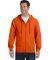 18600 Gildan 7.75 oz. Heavy Blend™ 50/50 Full-Zi Orange