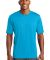 Sport Tek ST320 Sport-Tek PosiCharge Tough Tee Atomic Blue