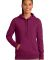 Sport Tek LST254 Sport-Tek Ladies Pullover Hooded  Pink Rush