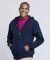 G126 Gildan 9.3 oz. Ultra Blend® 50/50 Full-Zip Hood Catalog