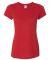 Jerzees 21WR Dri-Power Sport Women's Short Sleeve  True Red