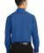 242 TS663 Port Authority Tall SuperPro Twill Shirt True Blue
