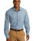 242 S653 CLOSEOUT Port Authority Chambray Shirt Chambray Blue