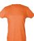 0240 Tultex Ladies Ultra Blend Tee  Heather Orange