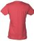 0240 Tultex Ladies Ultra Blend Tee  Heather Red