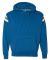 197 8847 Vintage Athletic Hooded Sweatshirt Vintage Royal