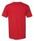 2456W Fine Jersey V-Neck T-Shirt RED