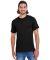 2001ORW Adult Organic Fine Jersey Classic T-Shirt BLACK