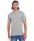 2001ORW Adult Organic Fine Jersey Classic T-Shirt NICKEL