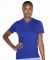 2356W Ladies' Fine Jersey Short Sleeve Classic V-Neck Catalog