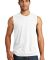 238 DT6300 District  Young Mens V.I.T.   Muscle Ta White