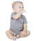 134B Bella + Canvas Baby Triblend Short Sleeve Onesie Catalog