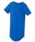 100B Bella + Canvas Baby Short Sleeve Onesie TRUE ROYAL