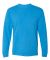 Next Level 7401 Inspired Dye Long Sleeve Crew OCEAN