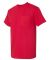51 H300 Hammer Short Sleeve T-Shirt with a Pocket SPRT SCARLET RED
