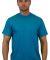 Gildan H000 Hammer Short Sleeve T-Shirt GALAPAGOS BLUE