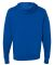 Independent Trading Co. AFX90UN Unisex Hooded Pull Cobalt