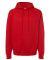 C2 Sport 5500 Hooded Pullover Sweatshirt Red