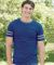 Jerzees 602MR Triblend Ringer Varsity T-Shirt Catalog