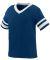 Augusta Sportswear 362 Toddler Sleeve Stripe Jerse NAVY/ WHITE