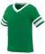 Augusta Sportswear 362 Toddler Sleeve Stripe Jerse KELLY/ WHITE