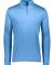 Augusta Sportswear 2786 Youth Attain 1/4 Zip Pullo COLUMBIA BLUE