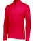 Augusta Sportswear 2786 Youth Attain 1/4 Zip Pullo RED