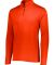 Augusta Sportswear 2786 Youth Attain 1/4 Zip Pullo ORANGE