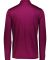 Augusta Sportswear 2786 Youth Attain 1/4 Zip Pullo MAROON