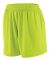 Augusta Sportswear 1292 Women's Inferno Short LIME