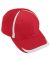 Augusta Sportswear 6291 Youth Change Up Cap RED/ RED/ WHT