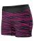 Augusta Sportswear 2625 Women's Hyperform Fitted S BLACK/ PINK PRNT