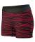Augusta Sportswear 2625 Women's Hyperform Fitted S BLACK/ RED PRNT