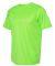 Augusta Sportswear 2790 Attain Wicking Shirt Lime