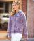 J America 8913 Women's Zen Fleece Full-Zip Hooded Sweatshirt Catalog