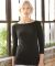 Anvil 2455L Women's Stretch Three-Quarter Sleeve Tee Catalog