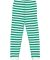 Rabbit Skins 202Z Baby Rib Toddler Pajama Pants Kelly/ White Stripe
