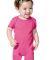 Rabbit Skins 4486 Infant Premium Jersey T-Romper Catalog