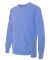 Comfort Colors 1536 French Terry Crewneck FLO BLUE