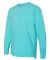 Comfort Colors 1536 French Terry Crewneck LAGOON BLUE