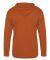 Badger Sportswear 2105 B-Core Long Sleeve Youth Ho Burnt Orange