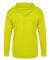 Badger Sportswear 2105 B-Core Long Sleeve Youth Ho Safety Yellow