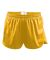 Badger Sportswear 2272 B-Core Youth Track Shorts Gold