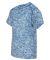 Badger Sportswear 2191 Blend Youth Short Sleeve T- Royal
