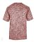 Badger Sportswear 2191 Blend Youth Short Sleeve T- Cardinal