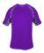 Badger Sportswear 4140 Digital Camo Hook T-Shirt Purple