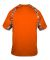 Badger Sportswear 4140 Digital Camo Hook T-Shirt Burnt Orange/ Burnt Orange