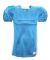 Badger Sportswear 2488 Youth East Coast Football J Columbia Blue/ White